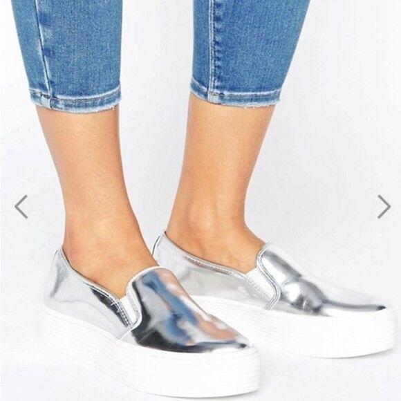 Sixtyseven Platform Metallic Sneaker Günstige und gute Schuhe