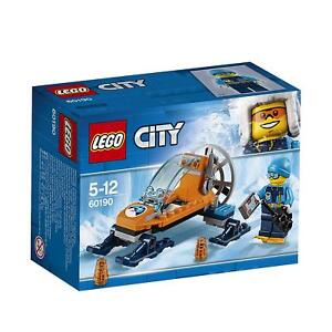 NEW-LEGO-CITY-ARCTIC-ICE-GLIDER-60190