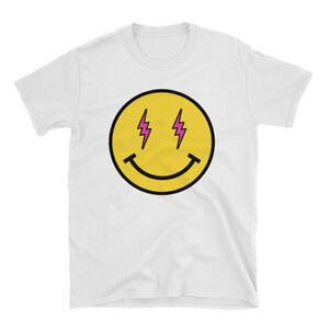 Details about Yellow Smiley Face Emoji Tee - Latino Hip-Hop 100% Cotton  Shirt - Mi Gente
