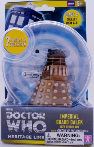 Doctor Who IMPERIAL GUARD DALEK