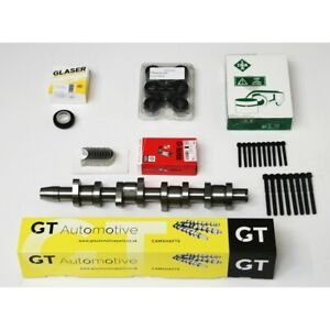 VW-Volkswagen-Caddy-amp-Golf-2-0-SDi-Full-Steel-Camshaft-Kit-038109101AE
