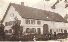 ansichtskarte Unterdettingen Oberdettingen Dettingen Bauernhaus