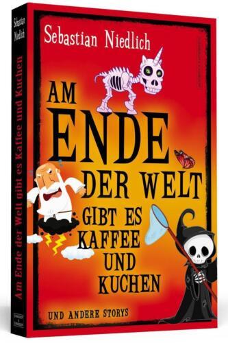 1 von 1 - Am Ende der Welt gibt es Kaffee und Kuchen: Und andere Storys von Niedlich, Seba