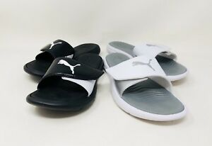 Puma-Women-039-s-Surfcat-Slide-On-Sandals-Pick-Color-And-Size-Pre-Owned