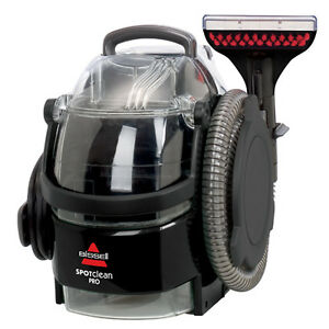 Bissell Spotclean Pro Portable Spot Cleaner 3624 Carpet
