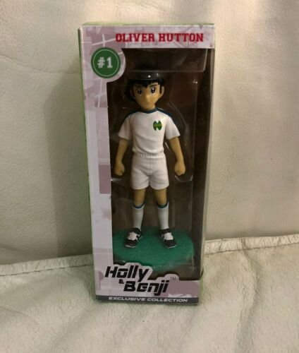 HOLLY /& BENJI EXCLUSIVE COLLECTION N.1 Oliver Hutton Olly Holly FIGURE New