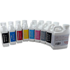 Dye Sublimation Ink 9 500ml Bottles For Epson Surecolor P800 Printer Non Oem