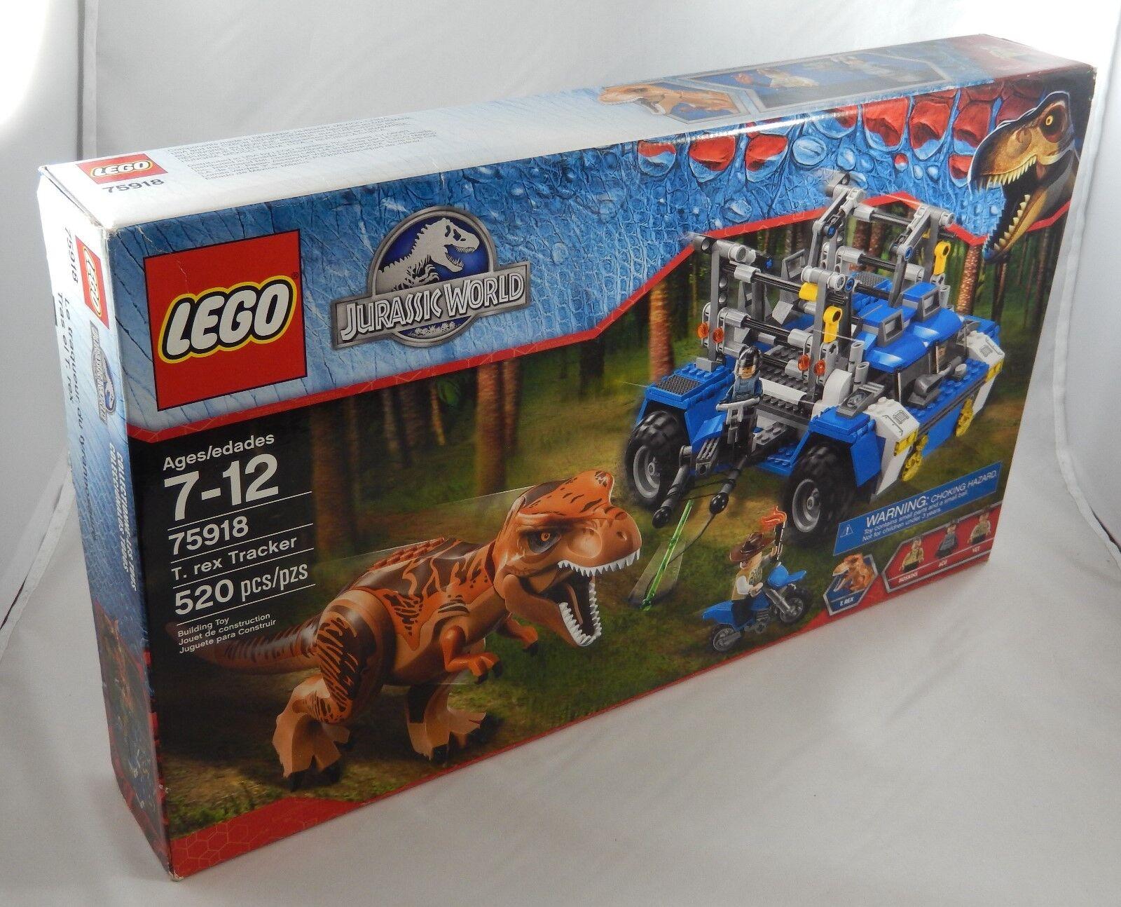 Lego Jurassic World 45918 T. Rex Tracker Conjunto Nuevo En Caja Sellada Conjunto retirado