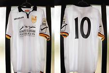 maglia shirt calcio Gustavo 2015-16 messina givova nr 10 taglia L