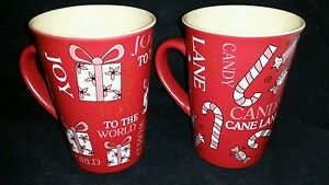 Christmas-Holiday-Red-Coffee-Mug-Mulberry-Home-Joy-To-World
