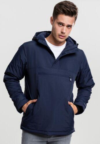 Over Padded Giubbotto Giacca Urban Classics Tb1443 Windbreaker Pull Jacket Uomo f0TUHxq1