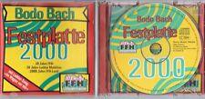 BODO BACH - Festplatte 2000 - CD Album