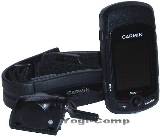 Garmin EDGE 705 Waterproof Bicycle GPS Heart Rate Monitor Cadence Speed