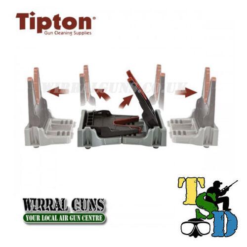 Air Gun stand Range Vise Tipton Air Rifle Cleaning