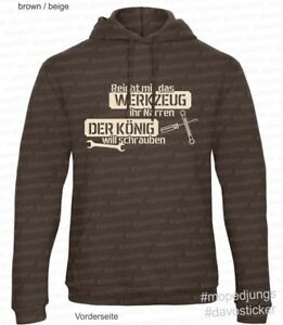 Sweater-Reicht-mir-das-Werkzeug-Mopedjungs-Hercules-Zuendapp-Kreidler-Vespa-BMW