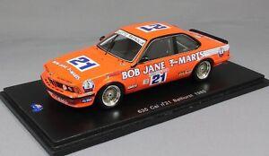 Spark Bmw 635csi Bathurst 1000 1985 Cecotto & Ravaglia As016 1/43 Ltd 750 Résine 9580006770165