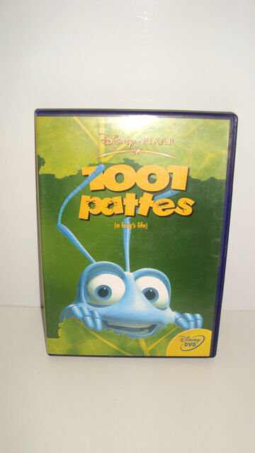 DVD Walt Disney Rombo N º 51 Hollogramme 1001 Patas