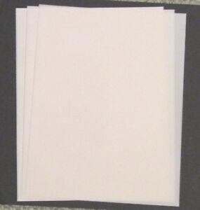 "17 lb Translucent Vellum Paper UV/Ultra Radiant White 8 1/2 x 11"" 50/100/200/500"