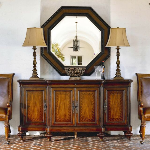 Marble Top Buffet Dining Room, Dining Room Sideboard