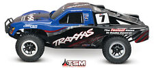 Traxxas Slash 4X4 VXL RTR TQI 2.4Ghz TSM Brushless SC Truck no battery TRA680864