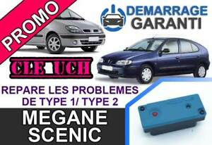 Cle-UCH-repare-anti-demarrage-MEGANE-SCENIC-1-Phase-2