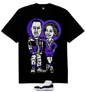 946ef5cf15f New Martin & Gina stunt on him xi shirt for air Jordan 11 Retro ...