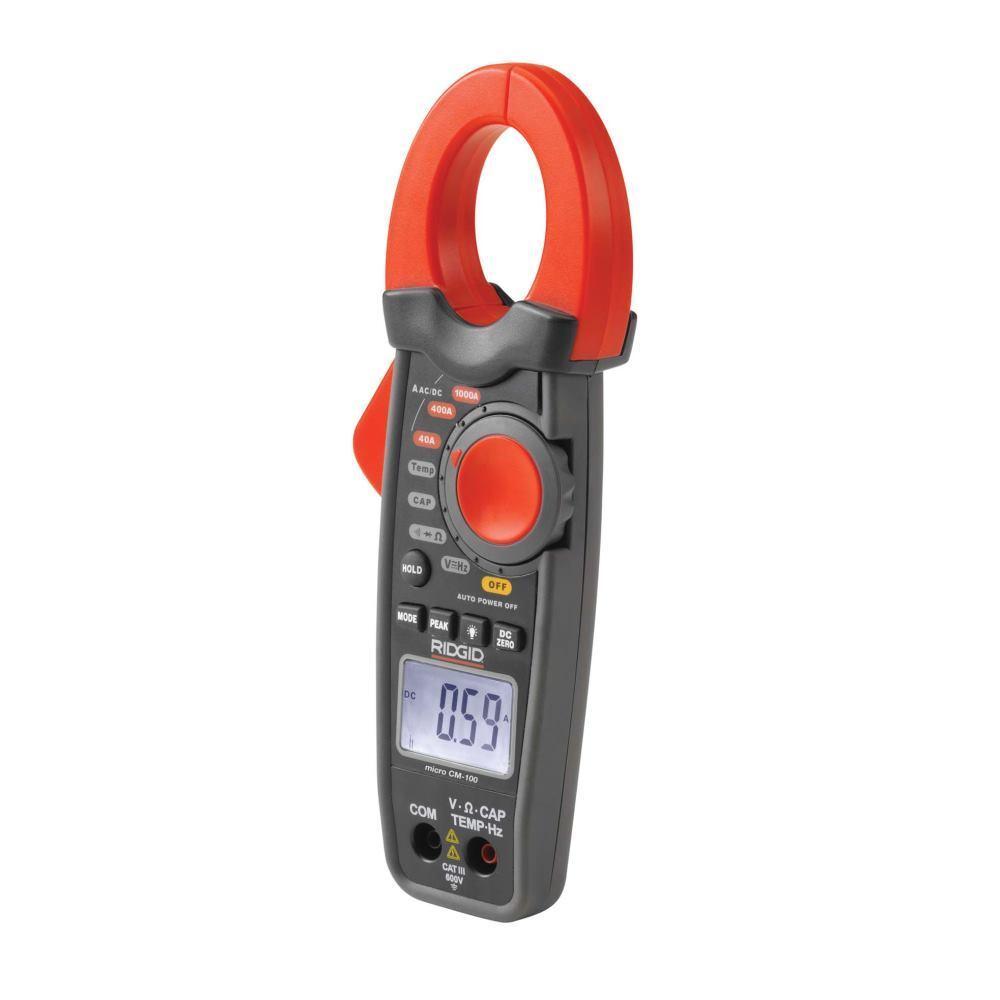 RIDGID micro CM-100 Digital-Messzange | Online einkaufen  | Starker Wert  | Verschiedene aktuelle Designs