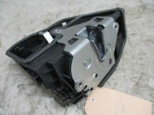 Door Lock Right Front Central 5-Polig ( Rhd ) - Hand Drive BMW X1 (E84) 18D