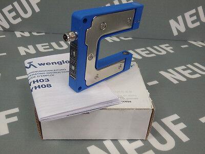 Wenglor YH03PCT8 Reflex Sensor-Neu