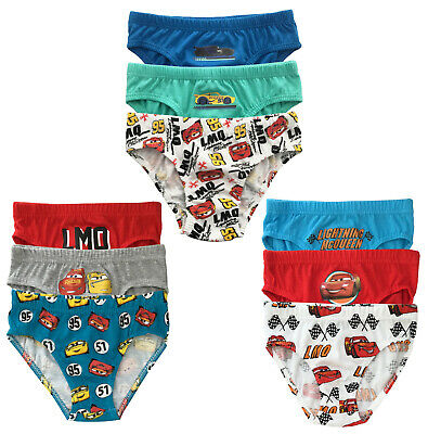 Star Wars Pants Briefs Slips Underwear Cotton Pack of 3