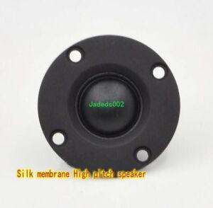 1pcs 52mm Soft dome Silk film Tweeter 6ohm 30W Hifi tweeter Loudspeaker