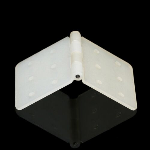 Aileron Connection Aeromodelling Model RC Airplanes Parts Nylon /& Pinned Hinge
