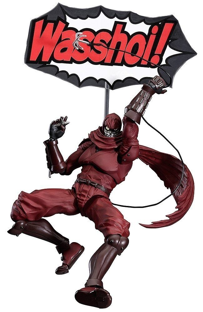 Figma 225 Ninja Cacciatrice Statuetta Phat da Giappone