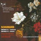 Schumann: Sinfonia No. 1 'Primavera' & No. 2 'Renana' (CD, Aug-2008, Biscoito Classico)