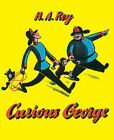 Curious George by H A Rey (Hardback, 1973)