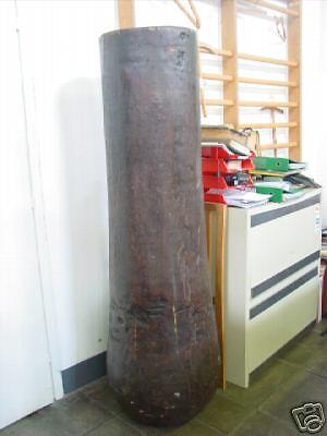 VASO RICAVATO DA UN TRONCO DI COCCO 182 cm