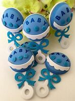 10-baby Shower Party Table Decorations Foam Centerpiece Favors Supplies Boy Diy