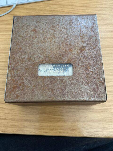 BILL EVANS - THE COMPLETE BILL EVANS ON VERVE 18 CD BOX SET
