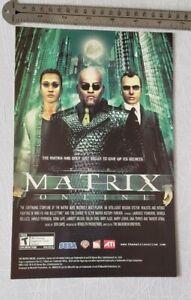 The-Matrix-Online-RARE-Print-Advertisement