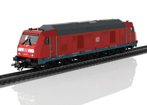 Dieselelektrische Lokomotive Baureihe 245 der DB Neu OVP Trix 22450