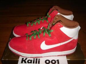 Nike Dunk High Pro SB Size 11.5 Big Gulp 305050-611 Wheat FLOM ... 1c283f34d