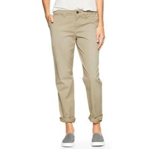 GAP WOMENS BROKEN IN STRAIGHT TAN PANTS SEVERAL SIZES SOLD OUT HOL 13 S//331225