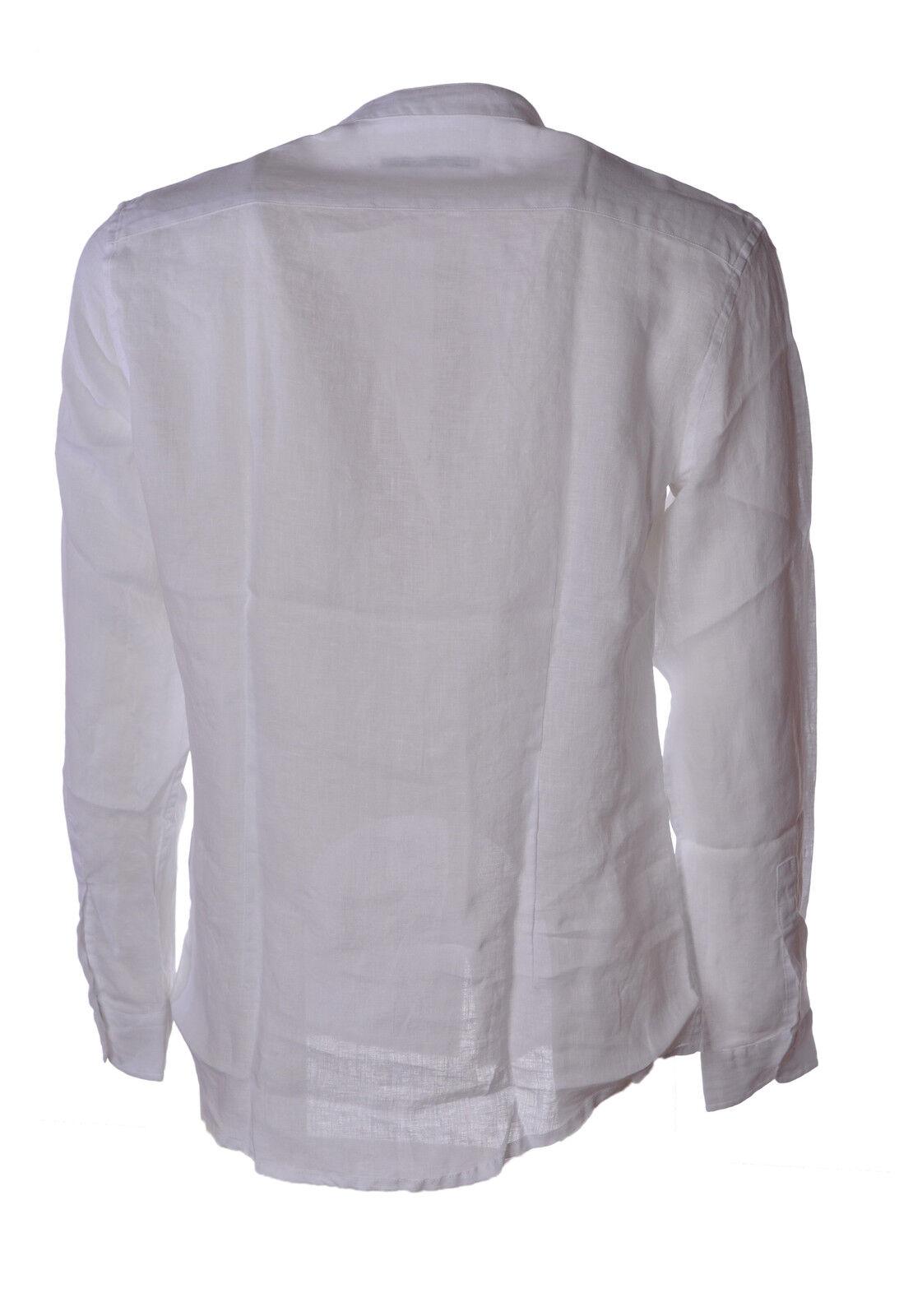 Daniele Alessandrini  -  Weiß Hemden - Männchen - Weiß  - 3124513A183616 2a3343