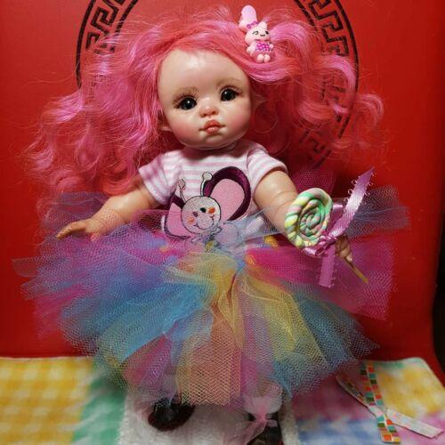 mohair doll hair,wig for dolls100/% natural mohair hair line