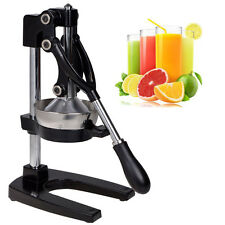 Hand Press Manual Fruit Juicer Juice Squeezer Citrus Orange Lemon