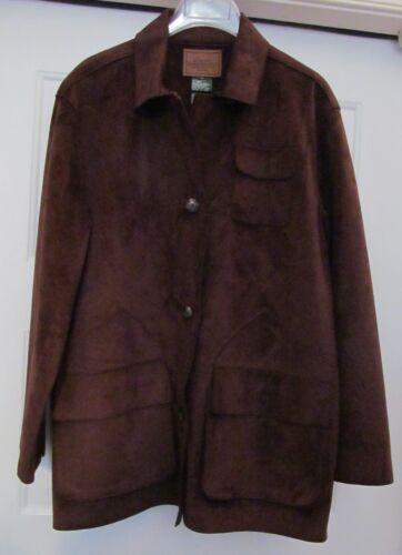 Field Xl Goods Faux Cargo Suede Supply Brown Ralph Dry Frakke Lauren Jacket qZwx74aC