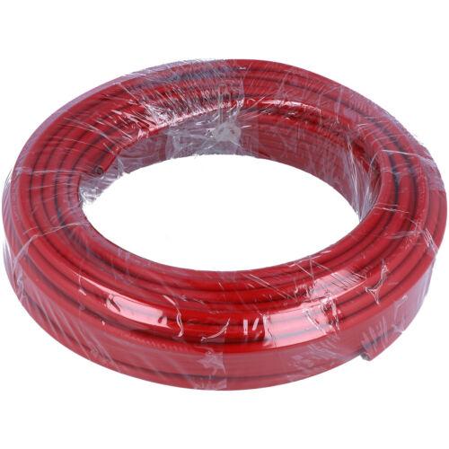 Xenes PV-solaire connecteur câble 20 m 4 mmâ² rouge Photovoltaïque Bague Avec TÜV direction