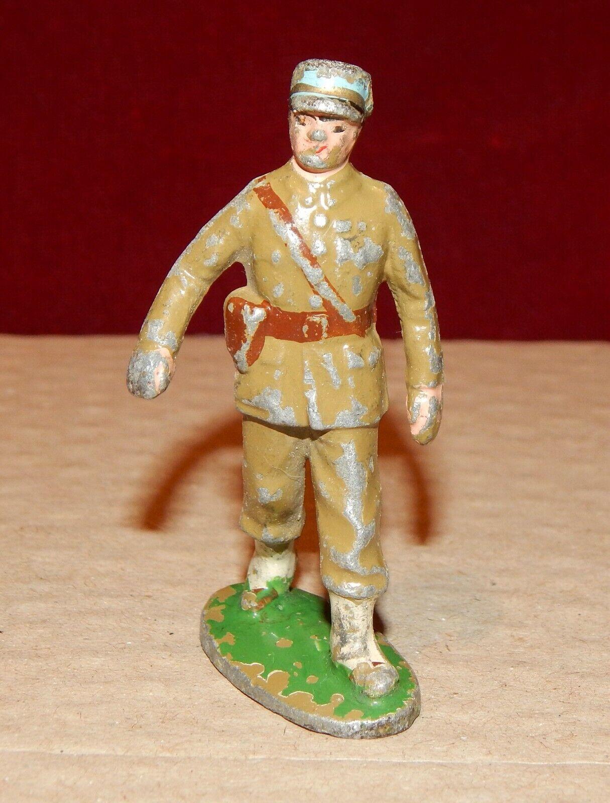 Quiralu, Oficial de Fusileros Marroquí de Desfile, 1945 1950
