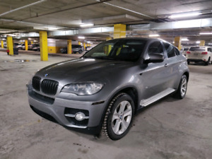 BMW X6 3.5i Comfort and Sport package