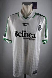 Neu Belinea Mönchengladbach Reebok Borussia Gr Gladbach 90er 1999 Trikot M 1998 Av18wqx
